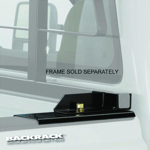 BACKRACK-30147-Black-Headache-Rack-Mounting-Kit-No-Drill-Standard